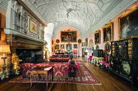 scottish homes and interiors the great at glamis castle scotland scotland