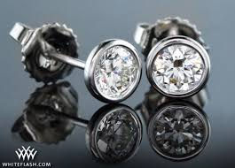 in earrings what a stud choosing a diamond setting for diamond stud earrings