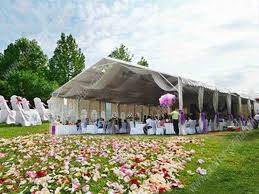 Canopy Tent Wedding canvas garden wedding party 20 x 40 marquee for rentals shelter