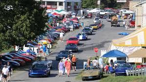 corvettes of carlisle pics the 2016 corvettes at carlisle corvette sales