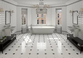 bathroom tile flooring trellischicago