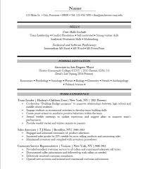 psychology major resume liberal arts toolkit hostos community college