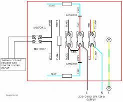 electric motor wiring diagram single phase new 5 hp baldor motor