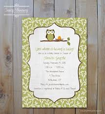 photo stroller baby shower invitations image