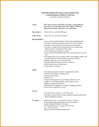 Resume For Sales Associate Sales Associate Responsibilities For Resume Resume For Your Job