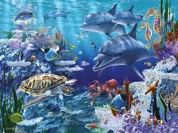 sea life floor puzzles ravensburger children u0027s puzzles