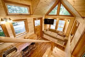 large tiny house on wheels 3547