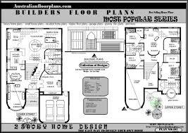 2 Storey Modern House Designs And Floor Plans Wonderful House Floor Plans 5 Bedroom 2 1 Bath Ranch Design In Ideas