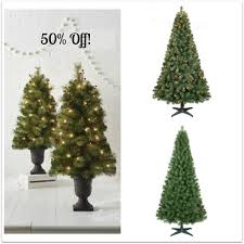 50 off target wondershop christmas trees