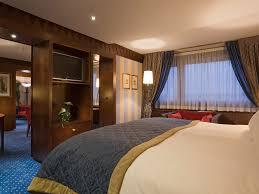 luxury hotel lyon sofitel lyon bellecour prestige suite double bed river view