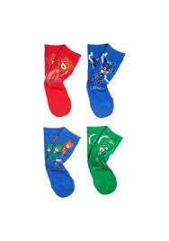 buy entertainment 4 pair pack pj masks socks