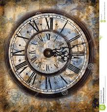 broken clock gears