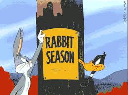 Looney Tunes Meme - rabbit season duck season meme looney tunes wiki fandom