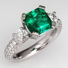 rings emerald images Emerald rings jewelry may birthstone eragem jpg