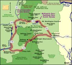 map of oregon mountains western cascade mountains and rivers your rv lifestyle