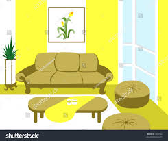 home interior vector stock vector 3652564 shutterstock