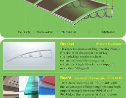 Awning Materials European Style Awning Awning Bracket Metal Awning Materials Window