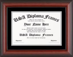 diploma frame size standard frames usa diploma frames