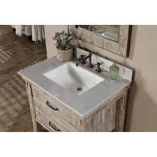 Refurbished Bathroom Vanity Rustic Bathroom Vanities You U0027ll Love Wayfair