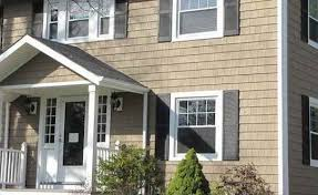Exterior Paint For Aluminum Siding - aluminum siding the history of metal siding in