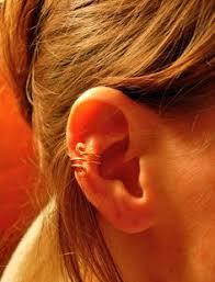 ear cuffs ireland non pierced luck of the ear cuff 1 cuff color choices