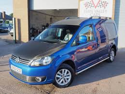 2013 63 volkswagen caddy maxi 2 0 tdi c20 maxi highline panel van