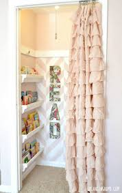 Vinyl Rain Gutter Bookshelves - how to make rain gutter bookshelves