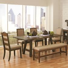 Dining Room Table With Bench Seat Dining Room Tables