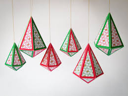 diy ornaments set of 8 printable templates a4 sized
