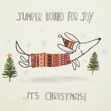 john lewis jumper hound charity christmas cards bluewater 3 50