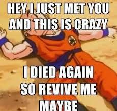 Krillin Meme - just krillin meme by elvisg33k memedroid