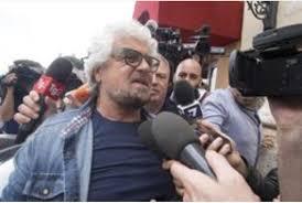 Si E De Grillo M5s Si Siede Con Tutti Tiscali Notizie