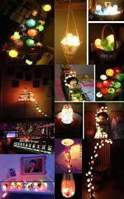 Fairy Lights Outdoor by 4 1m 35 Cotton Ball Lights New Year Garland Led Christmas Lights