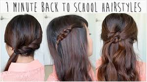 easy and quick hairstyles for school dailymotion quick and easy hairstyles for school dailymotion archives a pren