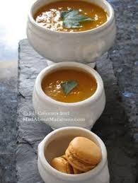 yuzu ginger macarons macarons macaroons and recipes