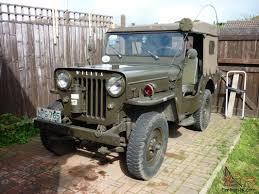 mitsubishi military jeep cj3 jeep 1952