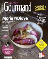 gourmand magazine cuisine sud ouest gourmand