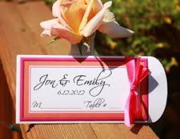 lottery ticket wedding favors lottery ticket holders lottery ticket wedding favor holder