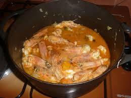 cuisine guyanaise guyane une recette crevettes au lait de coco et gingembre