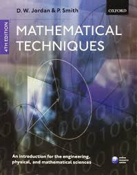 mathematical techniques an introduction for the engineering