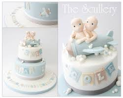 baby shower cakes ideas twins party xyz