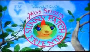 image spider u0027s sunny patch friends title card png custom