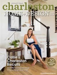 home design magazines charleston home design magazine summer 2014 by charleston home