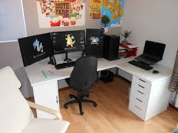 Ikea Gaming Desk by My New Ikea Programming Station Ama Battlestations