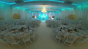 led lighting for banquet halls royal palace banquet hall all around led lighting system youtube