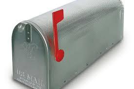 cassetta della posta americana ispedire ispedire
