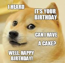 Corgi Birthday Meme - birthday memes wishesgreeting