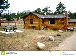 mountain vacation rental cabin royalty free stock image image