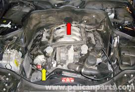 mercedes benz w211 engine management systems 2003 2009 e320