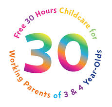 free childcare for working parents of 3 and 4 year olds norfolk